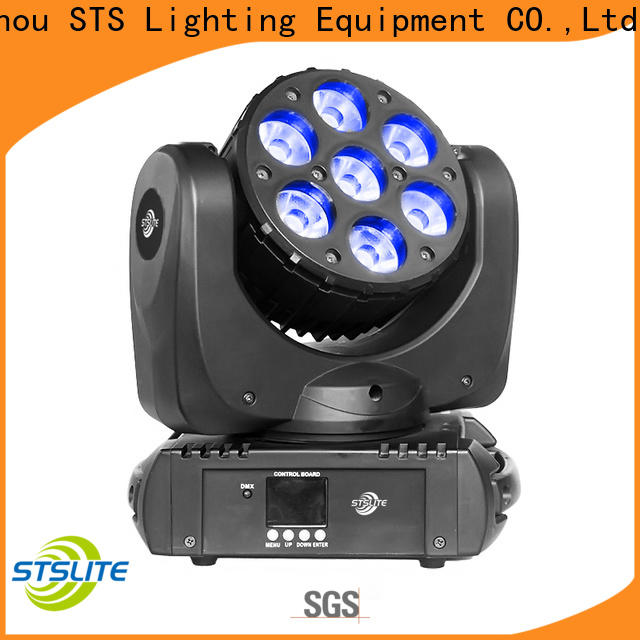 brightness best led wash lights 4pcs maker for theatre,