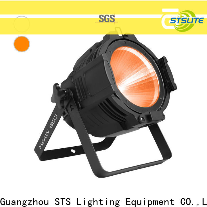 professional lighting parled dj zoom effect for outdoors