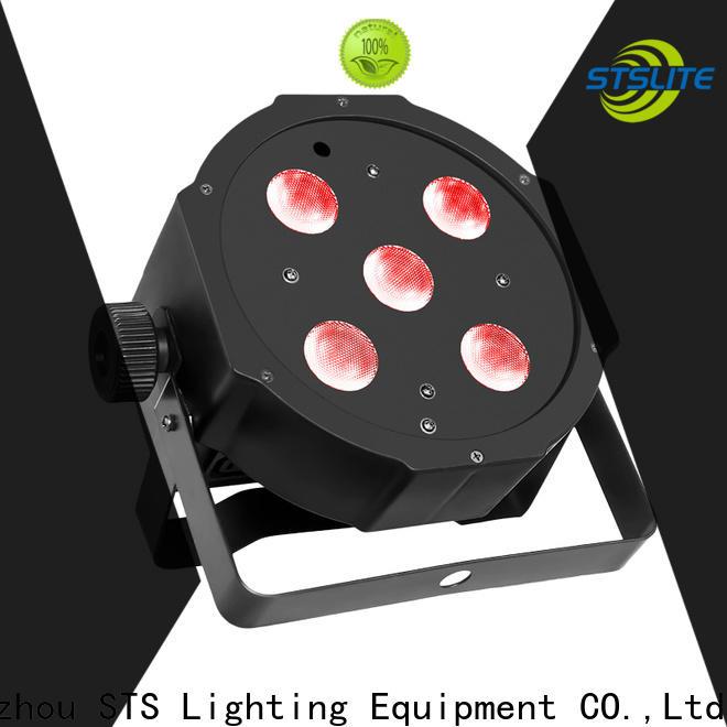 STSLITE rgbw par light meter theatre shows for party