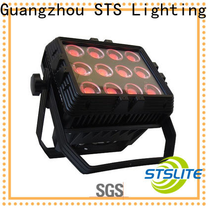 STSLITE attractive led lights par cans dj for party