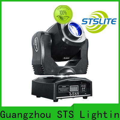 rich pattern led moving head spot 75w versatility for churches
