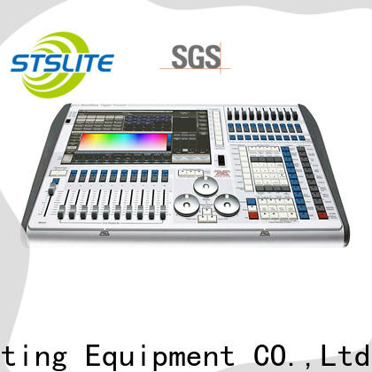 STSLITE channel best dmx lighting controller system for software