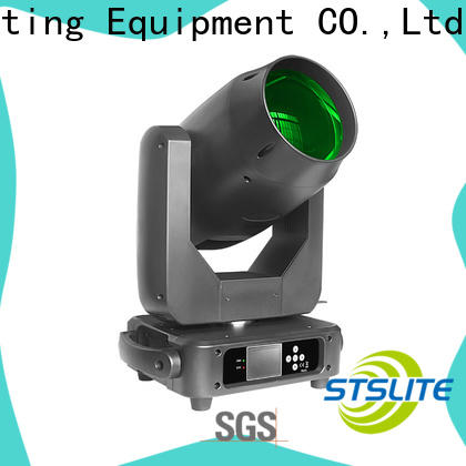 STSLITE color wheel moving head dome 75W LED for big performance