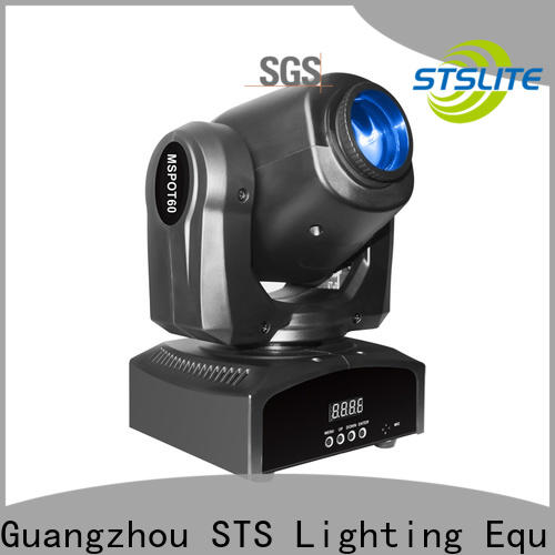 rich color dmx moving head lights led factory price for churches