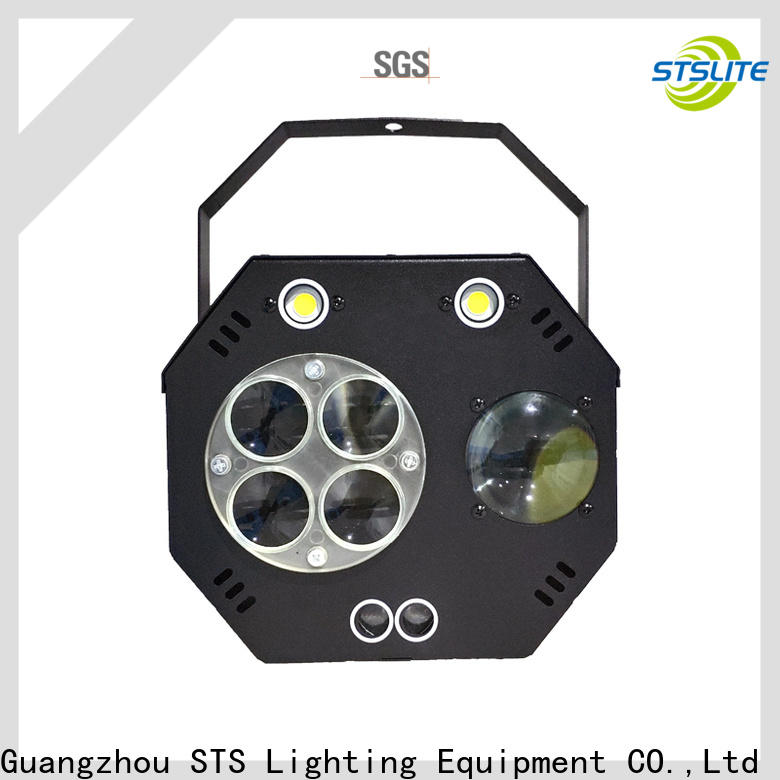 STSLITE 60pcs colored stage lights manufacturer for disco