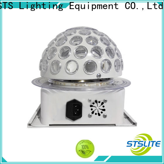 STSLITE Low Power outdoor led stage lighting for photography for bar