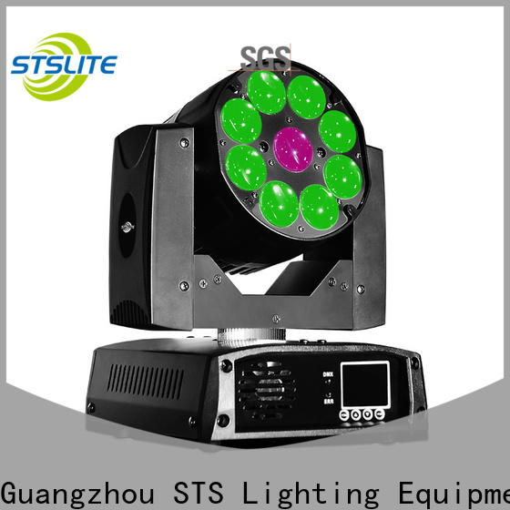 STSLITE quad rgbw moving head form China for live show