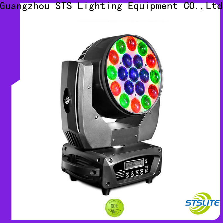 STSLITE rich saturated colours xmas laser lights factory price for TV studio,
