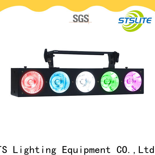 STSLITE 5pcs matrix light fixture for disco