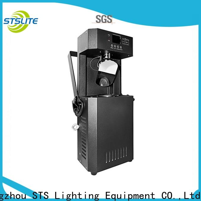 STSLITE changeable roll scanner shining for store