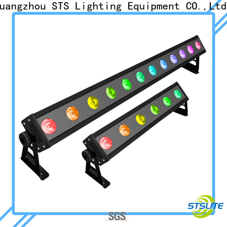 STSLITE electronic colored stage lights studio for party