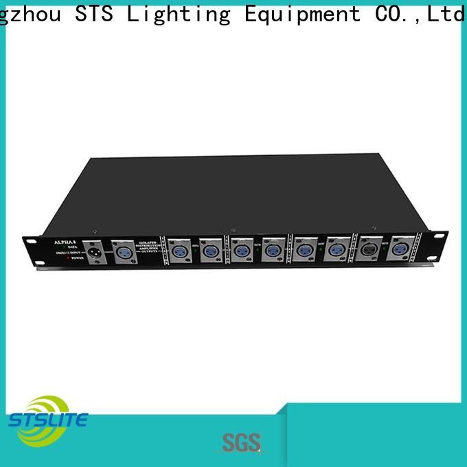 digital usb dmx controller touch interface for lightting