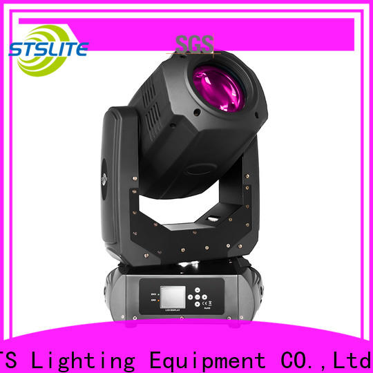 STSLITE rich color led moving head spot lighting for theaters