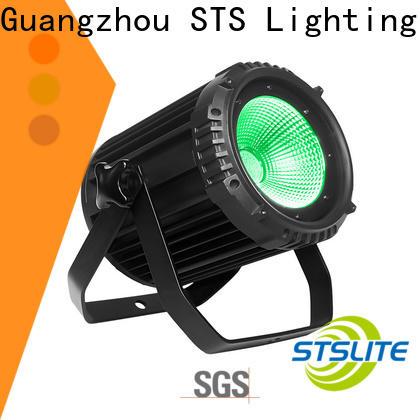 STSLITE compact size led par light supplier for party