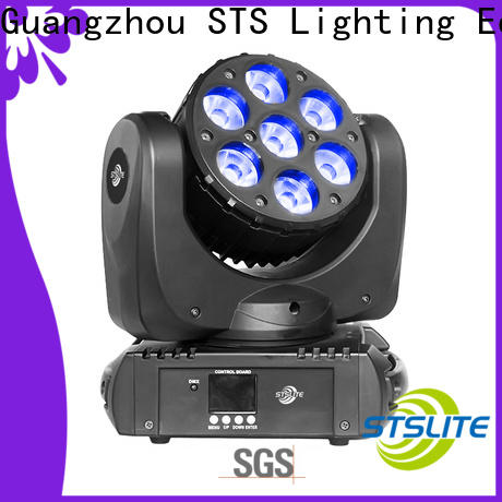 STSLITE professional par led supply for TV studio,