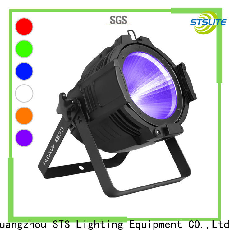 STSLITE professional lighting parled zoom effect for pub