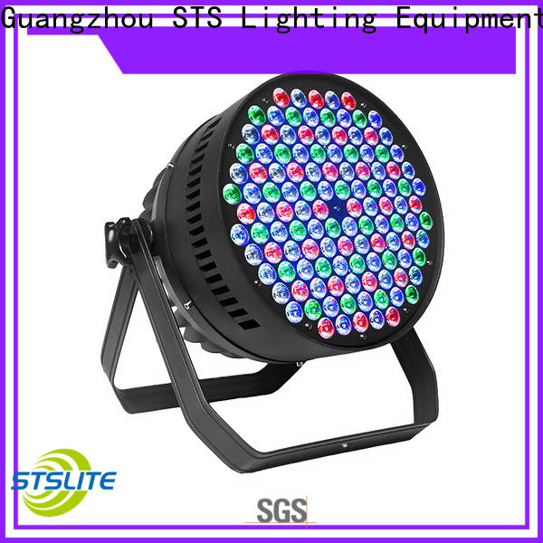 STSLITE compact size par can uplights zoom effect for outdoors