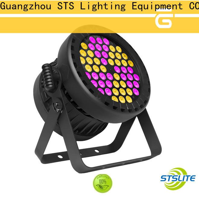 compact size par 64 lights lightc supplier for events