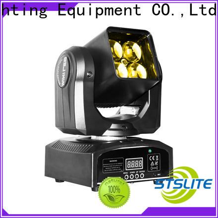 STSLITE Plastic base adj disco light for bar