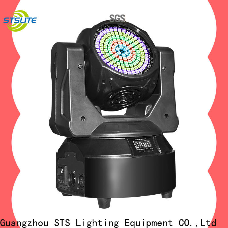 STSLITE led colored stage lights stage for theatre