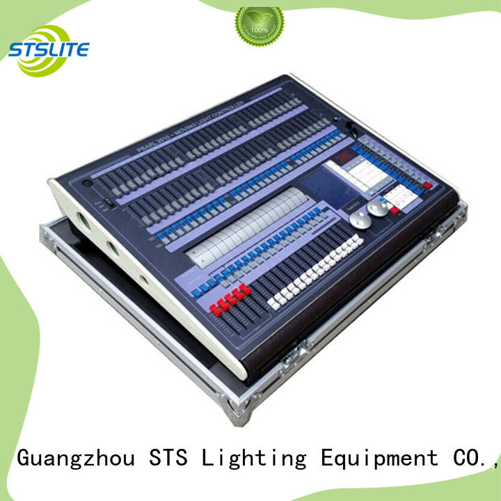 STSLITE signal stage light controller touch for software