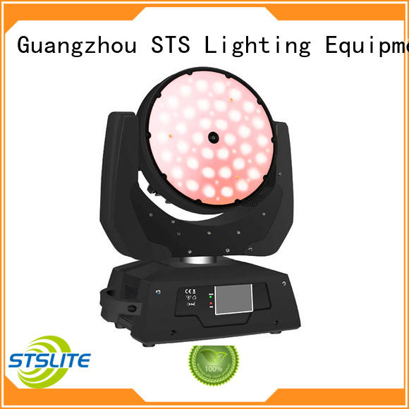 rich saturated colours led moving head zoom 36pcs lighting for theatre,