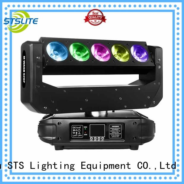 STSLITE electronic par 64 led form China for theatre,