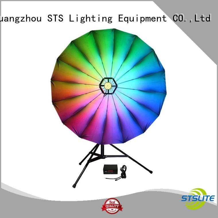 STSLITE electronic stage up lighting manufacturer for theatre