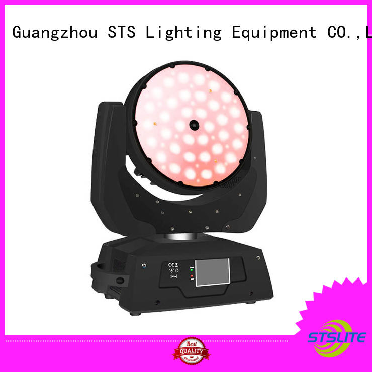 STSLITE professional moving led wash supply for theatre,