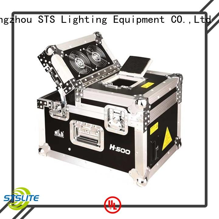 STSLITE strong professional haze machine oilbase for ground fog