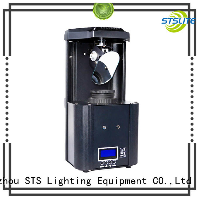 gobo led scanner shining