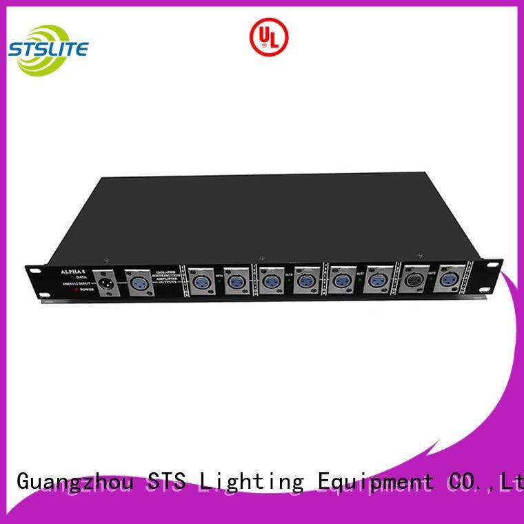 STSLITE amplifier dmx stage lighting controller console for splitter