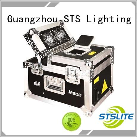 STSLITE beautiful wireless fog machine fog machine for smoke system