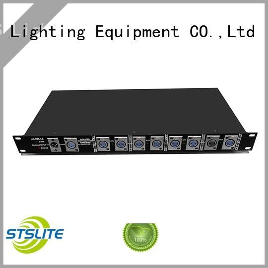 STSLITE electronic disco light controller system for splitter
