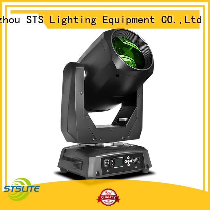 gobo wheel moving beam light 75W LED for DJ STSLITE