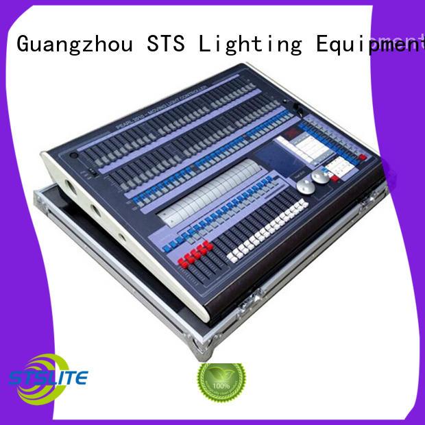 STSLITE convenient stage lighting dmx controllers mixer for splitter
