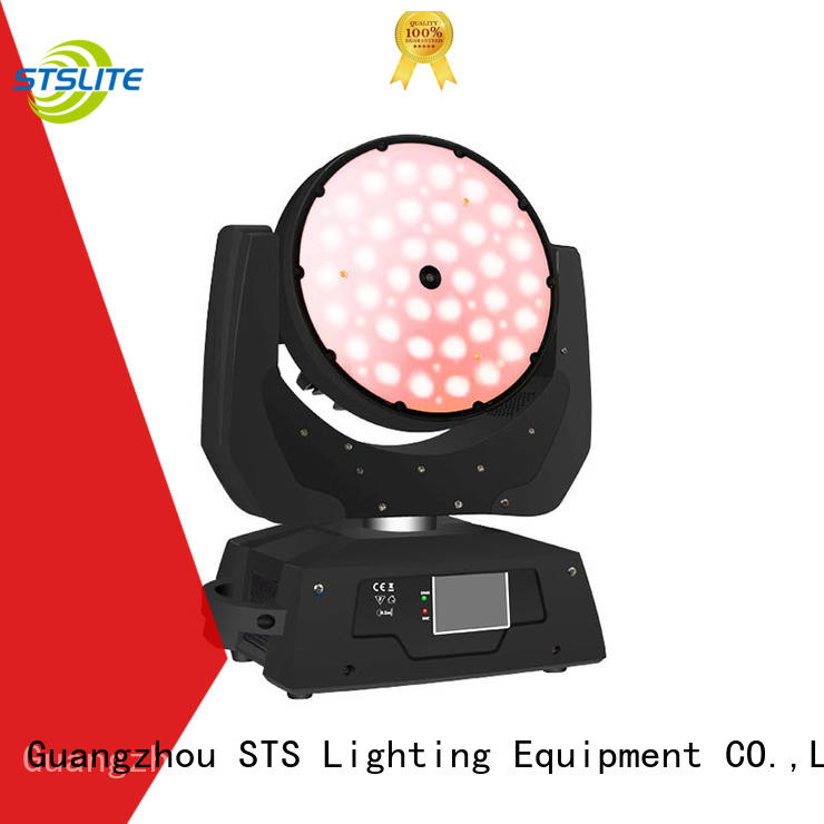 beam small 4in1 moving head wash pixel STSLITE