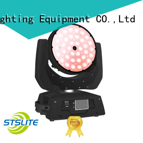 professional moving led wash headmoving supply for theatre,