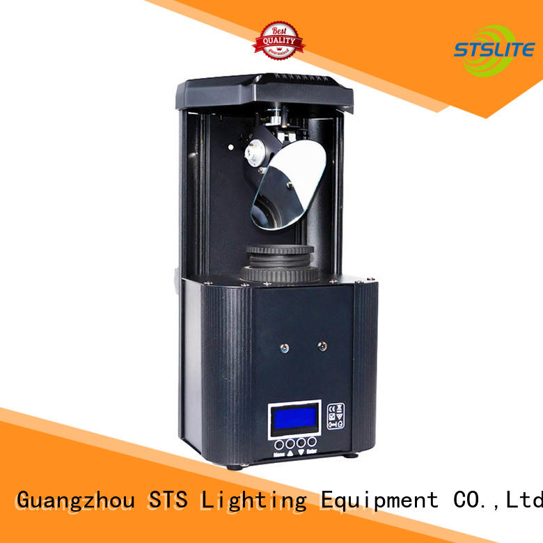 STSLITE changeable led scanner light shining