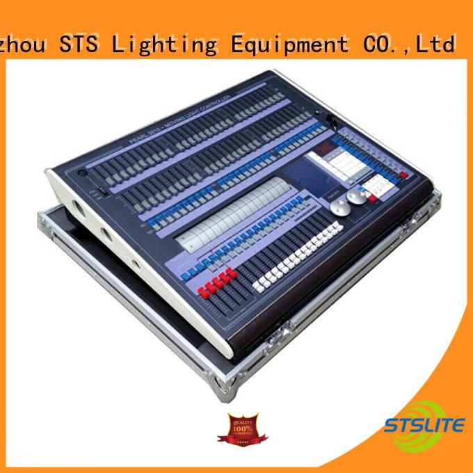 STSLITE fast 6ch dmx controller mixer for splitter