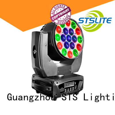 STSLITE rich saturated colours low lying fog machine lighting for live show