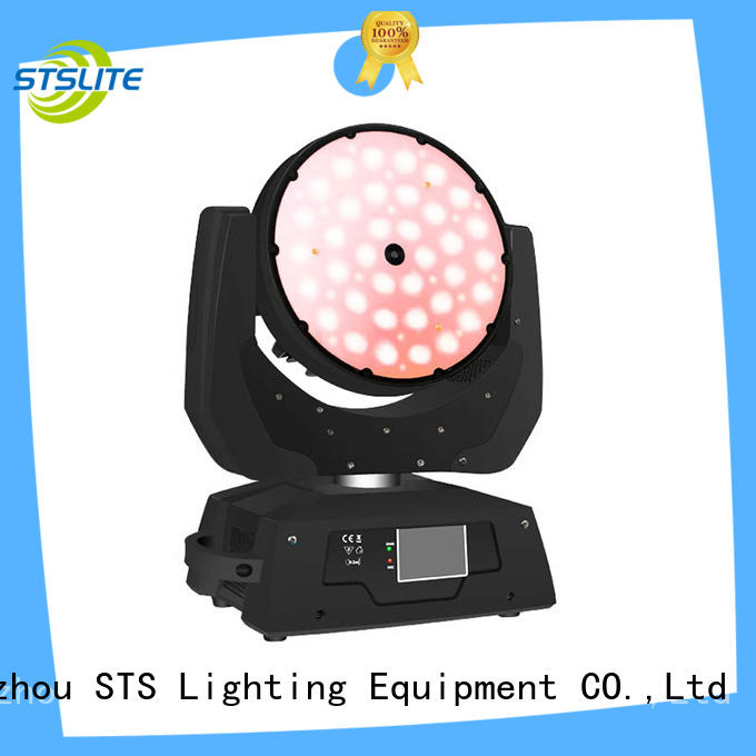 STSLITE 19pcs moving led lights form China for discotheques