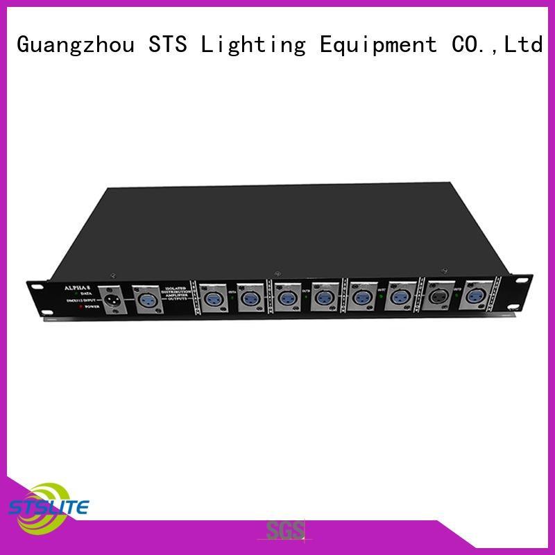 STSLITE fast dmx lighting effects system for software