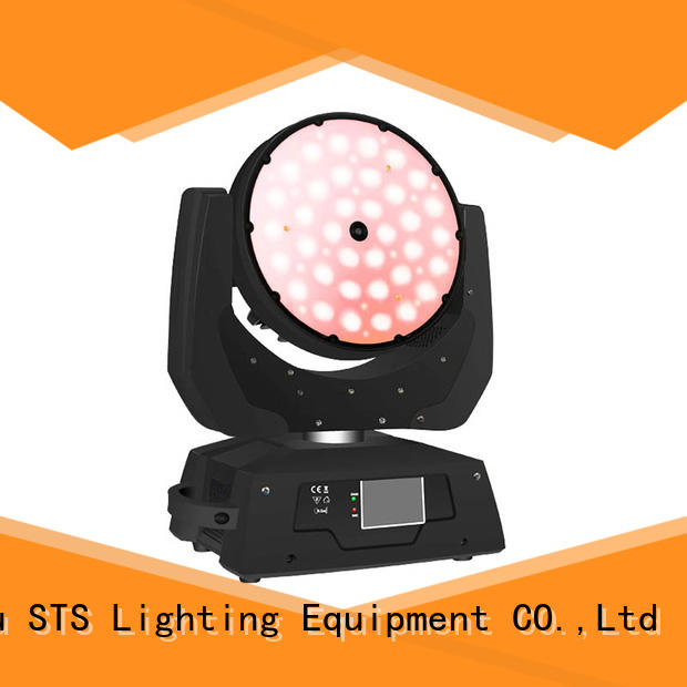 STSLITE brightness wash moving head light factory price for theatre,