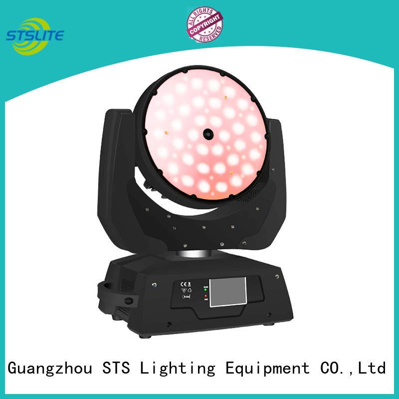520p led moving wash lights form China for TV studio, STSLITE