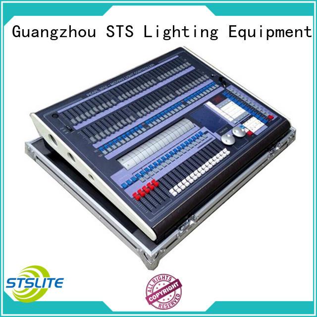 STSLITE electronic best dmx lighting controller console for splitter
