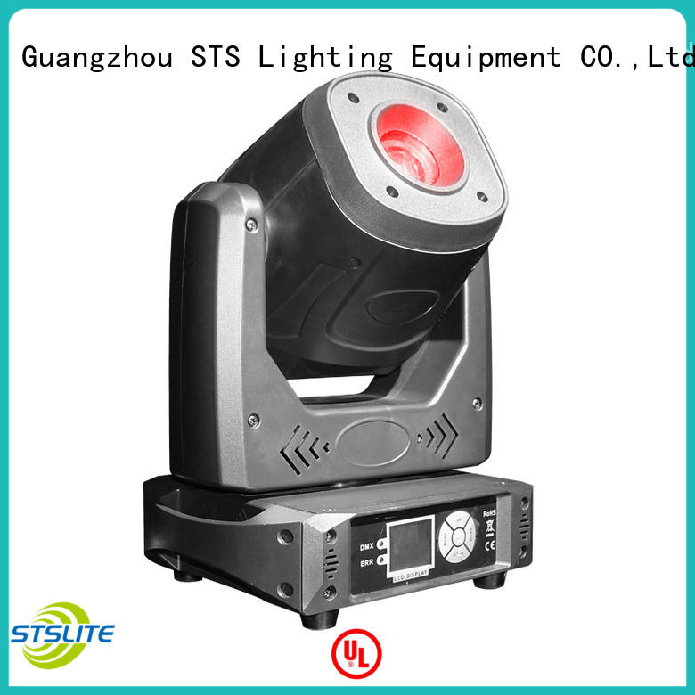 STSLITE clear pattern sharpy moving light auto-mode for churches