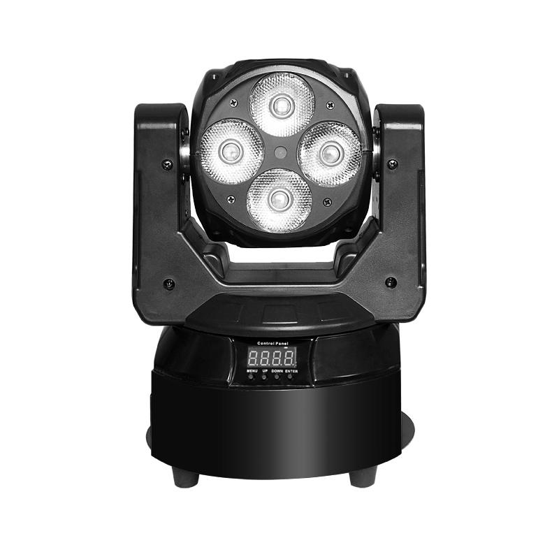 Mini Moving Head   Double Face Unlimited 5in1 DJ  Light Laser,Beam,Wash,Strobe loop control