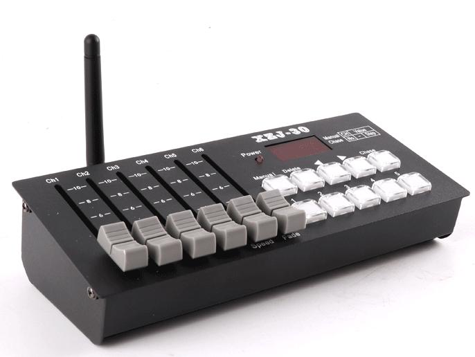 DMX controller   controller 30/80 Channels