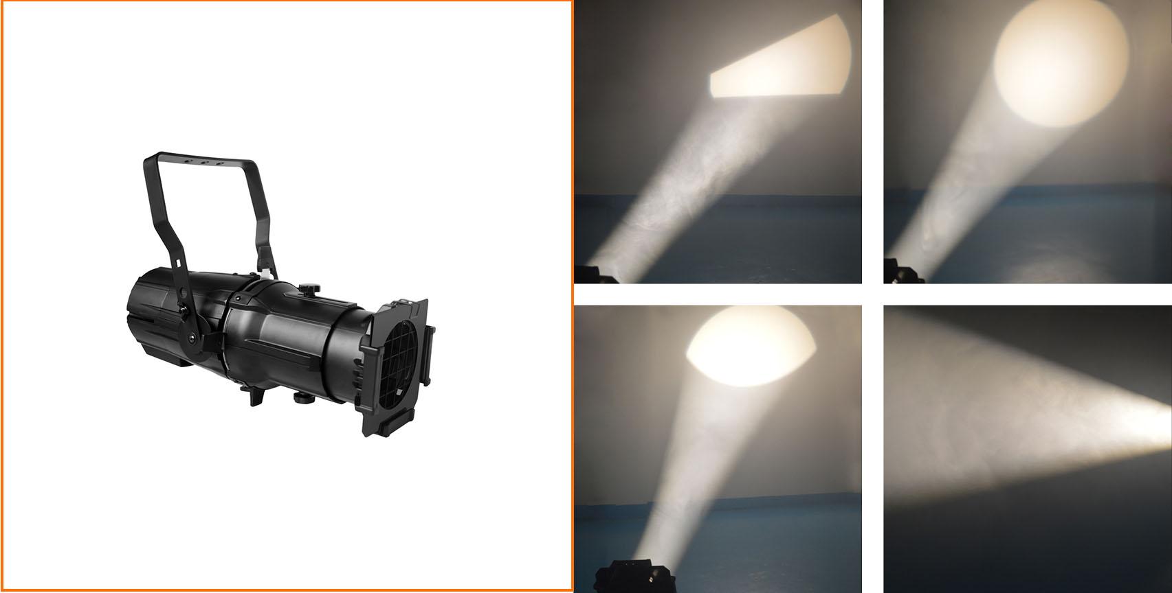 ellipsoidal light